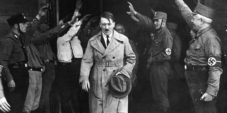 مستند طلسم هیتلر