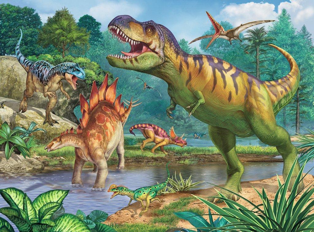 زندگی اجتماعی دایناسور ها