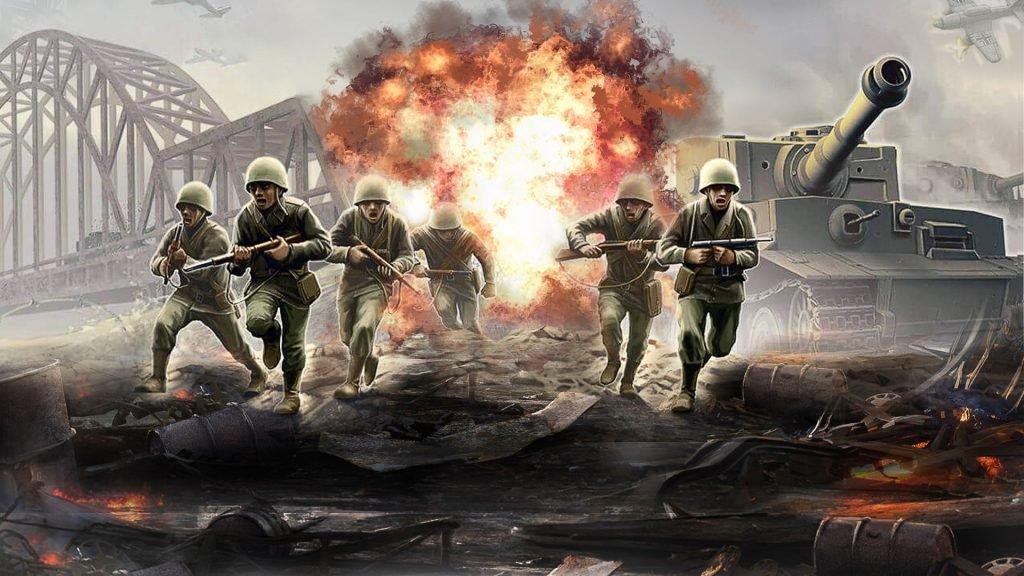 جنگ های جهانی