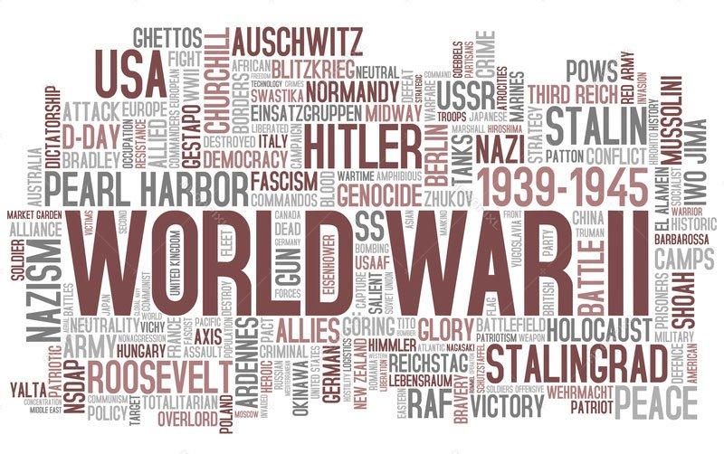 جنگ های جهانی در سایر زبان ها