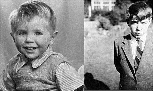 کودکی استفن هاوکینگ
