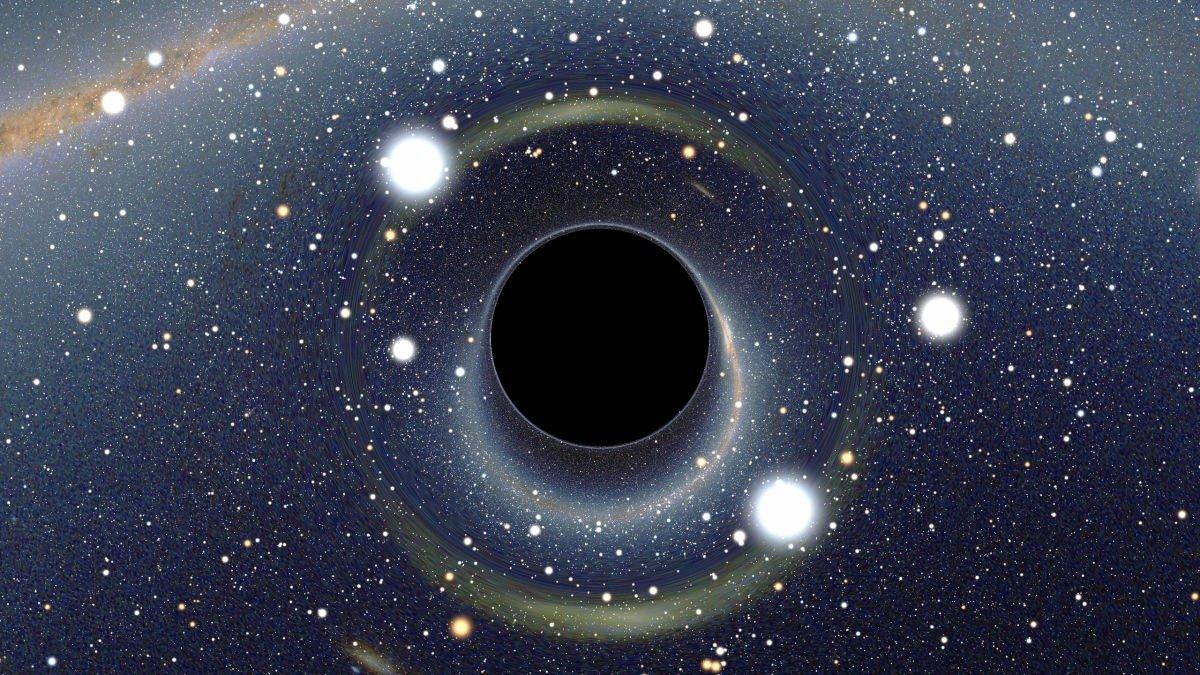 استیون هاوکینگ و سیاهچاله ها