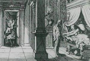 روح یک مسافر غرق شده به همسرش ظاهر میشود.