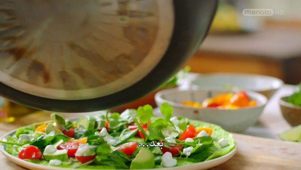 دانلود مستند ترفند های جیمی: آشپزی با سبزیجات - 4 از مجموعه ترفند های جیمی: آشپزی با سبزیجات با دوبله شبکه منوتو