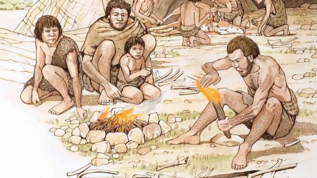 مستند کشف آتش