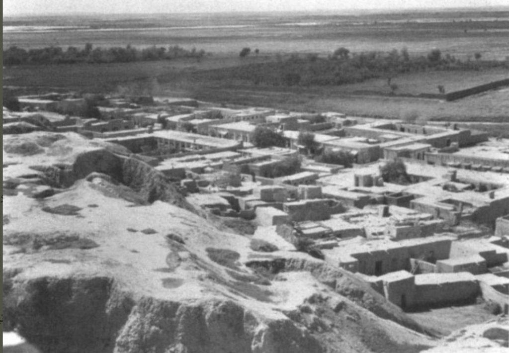 شهر های باستانی