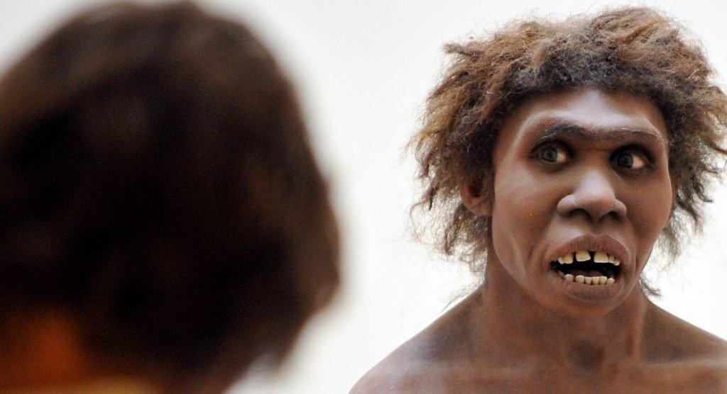 زن های انسان های اولیه