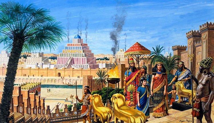 تمدن سومری