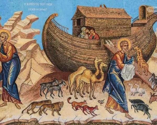 دانلود مستند کشتی نوح از مجموعه خلاقیت های جهان باستان با دوبله شبکه منوتو