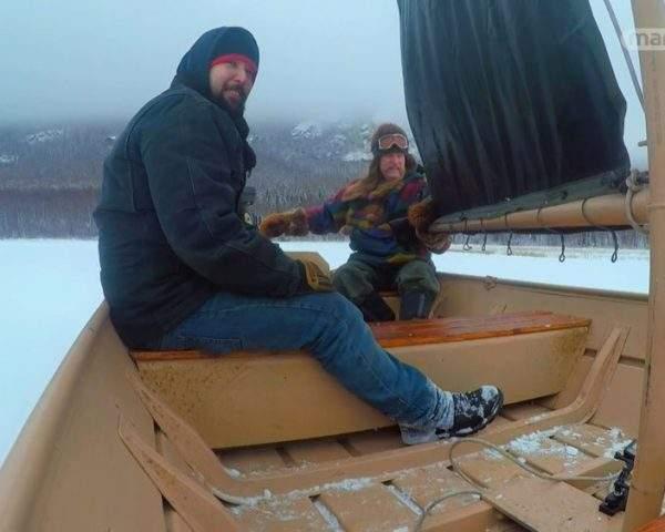 دانلود مستند تنها در چیکن از مجموعه مهندسان آلاسکا با دوبله شبکه منوتو