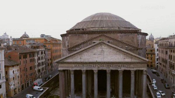 دانلود مستند پانتئون از مجموعه خلاقیت های جهان باستان با دوبله شبکه منوتو