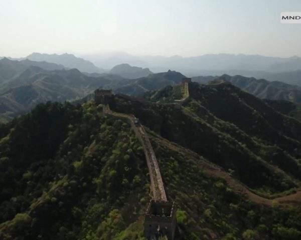 دانلود مستند دیوار بزرگ چین از مجموعه خلاقیت های جهان باستان با دوبله شبکه منوتو